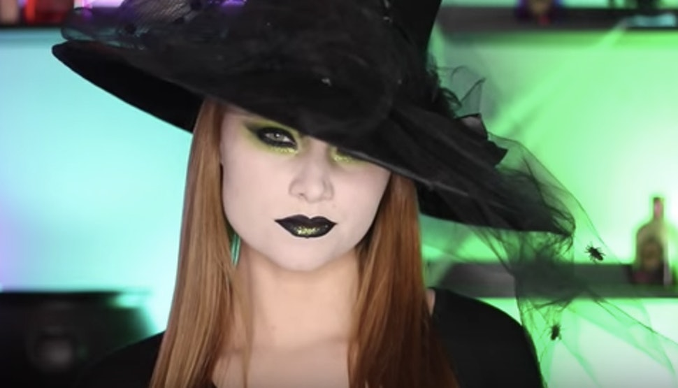 11 Witch Makeup Tutorials For Halloween Thatll Make You Look
