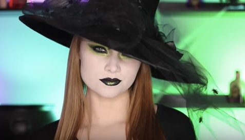 Awesome 11 Witch Makeup Tutorials For Halloween Thatu0027ll Make You ...