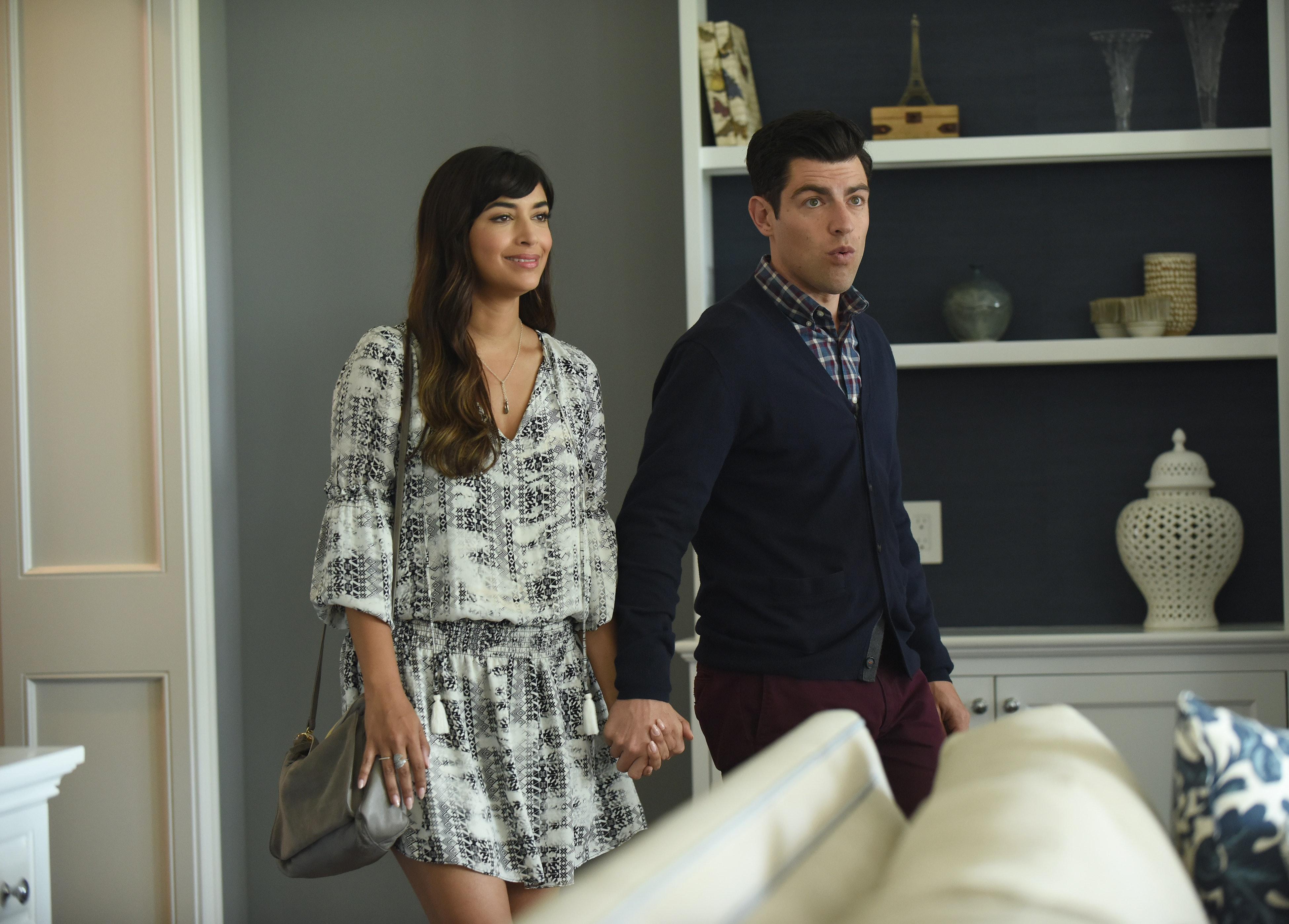 Season 3 new girl schmidt and cece dating