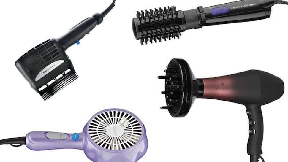 8 Hair Tools That Dry Style Your Hair In One Easy Step
