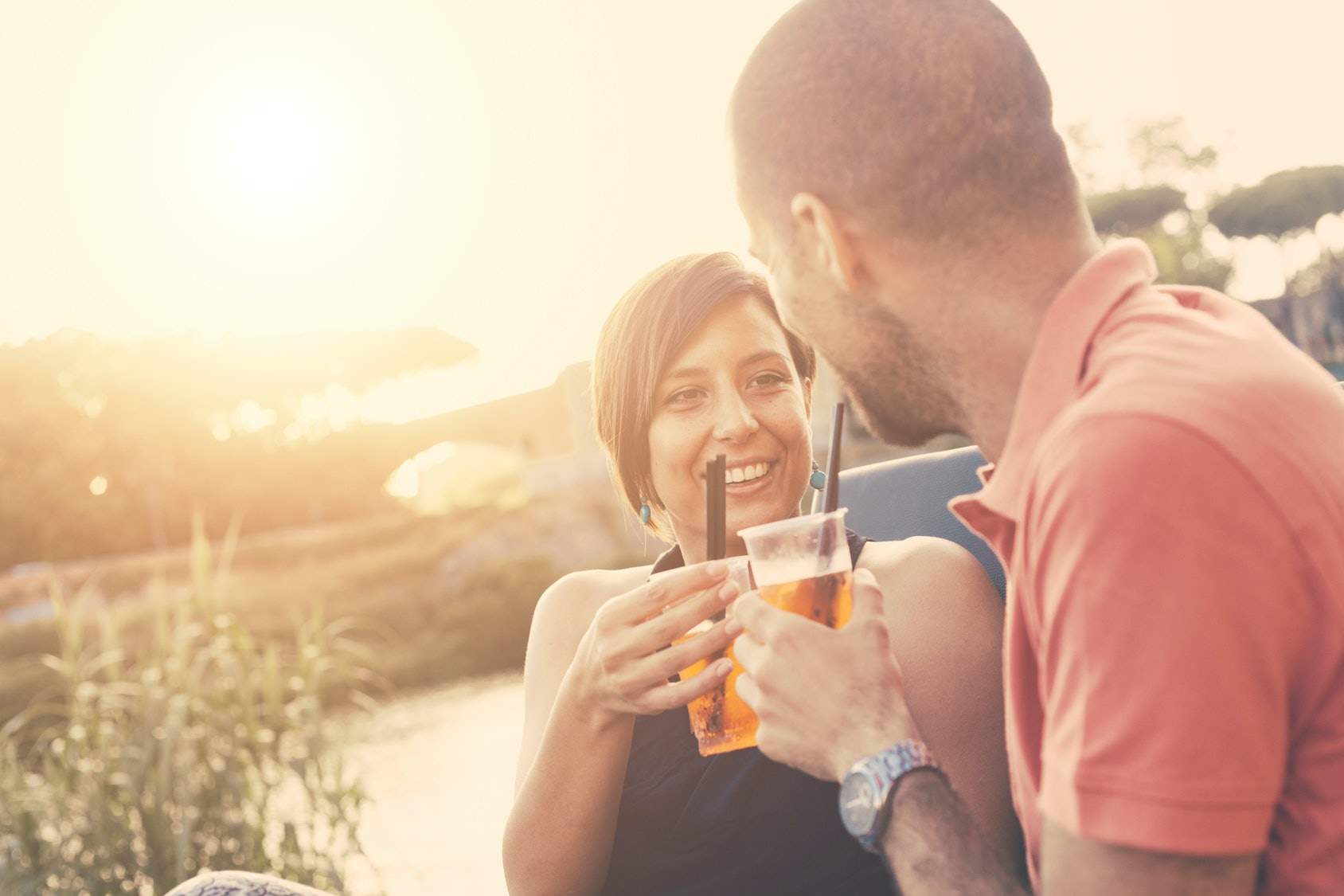 What to do on a first date after meeting online