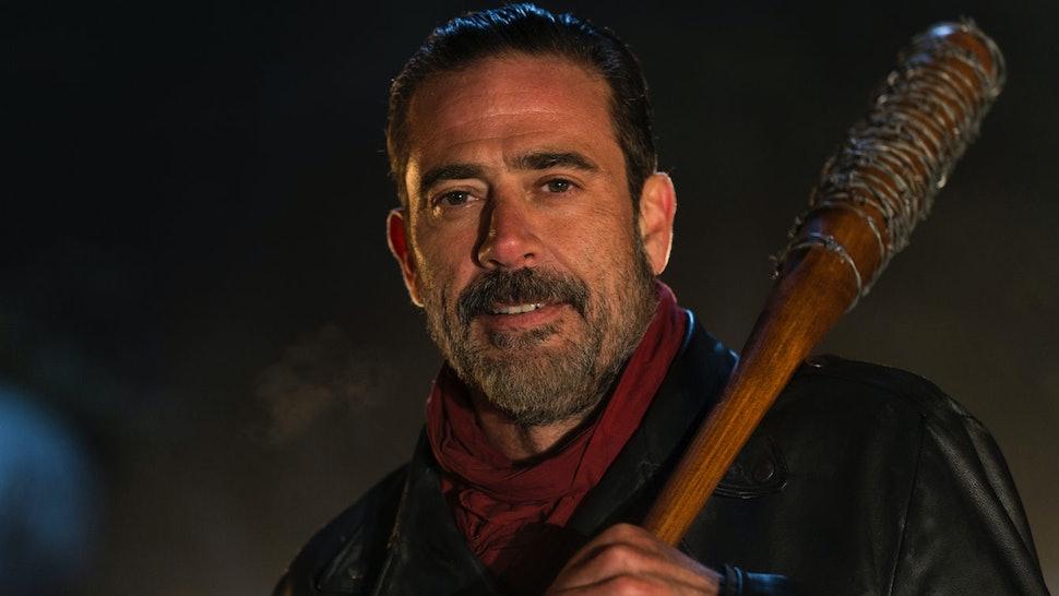Walking Dead Season 6 Negan Poster