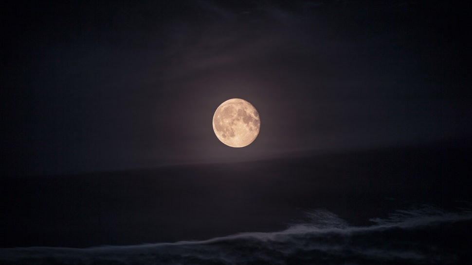 7 Ways The Full Moon Supposedly Affects The Human Body