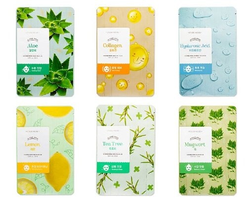 Mask House Deluxe Hydrating Korean Herbal Sheet Mask Pack physiodermie - purifying cream - 50ml