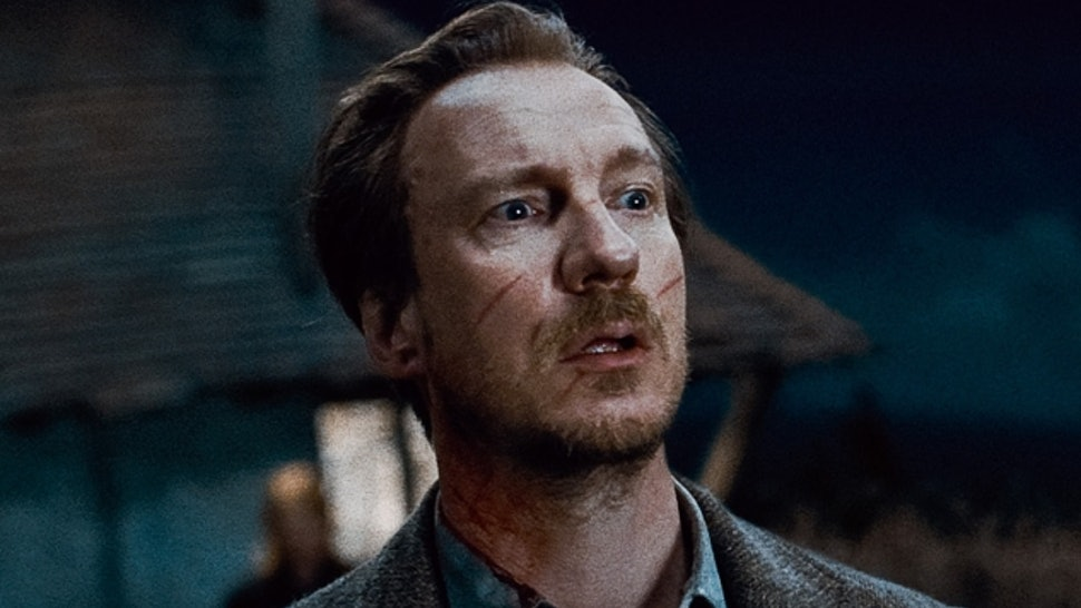 10 Times Remus Lupin Made Us Fall In Love With Him