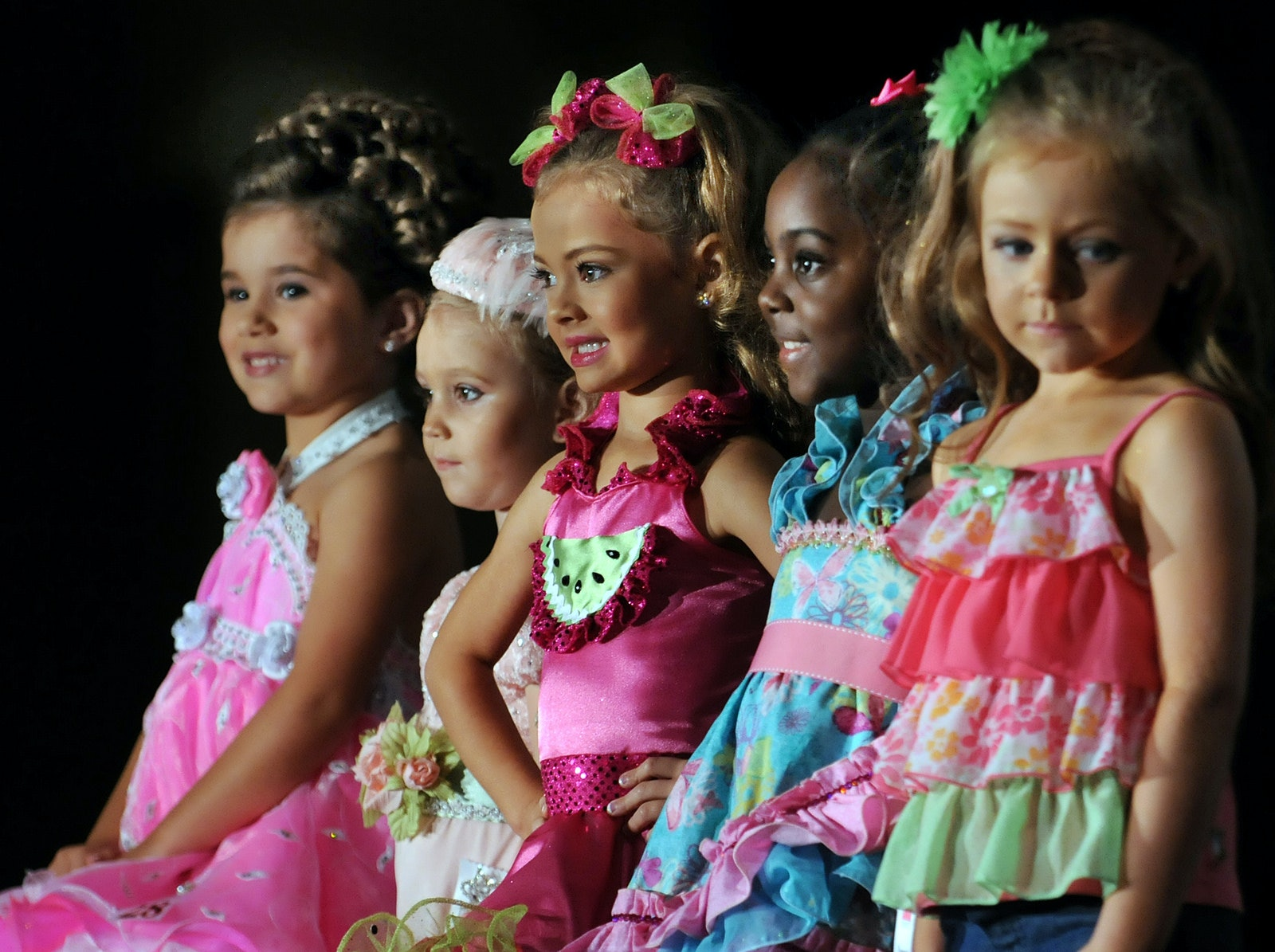What's The History Of Child Pageants?