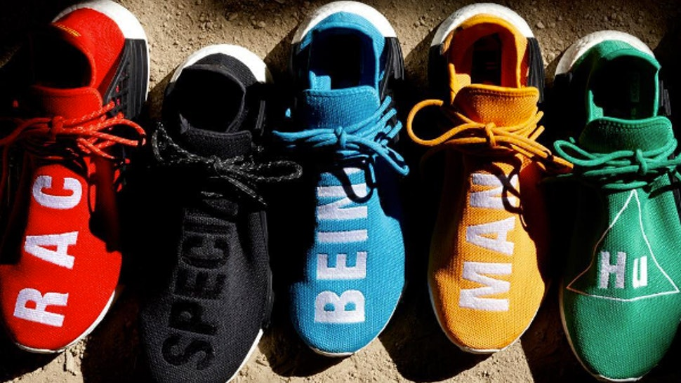 761cd13bc How Much Is The Pharrell x Adidas HU NMD Line  There s A Price Point For  Everyone