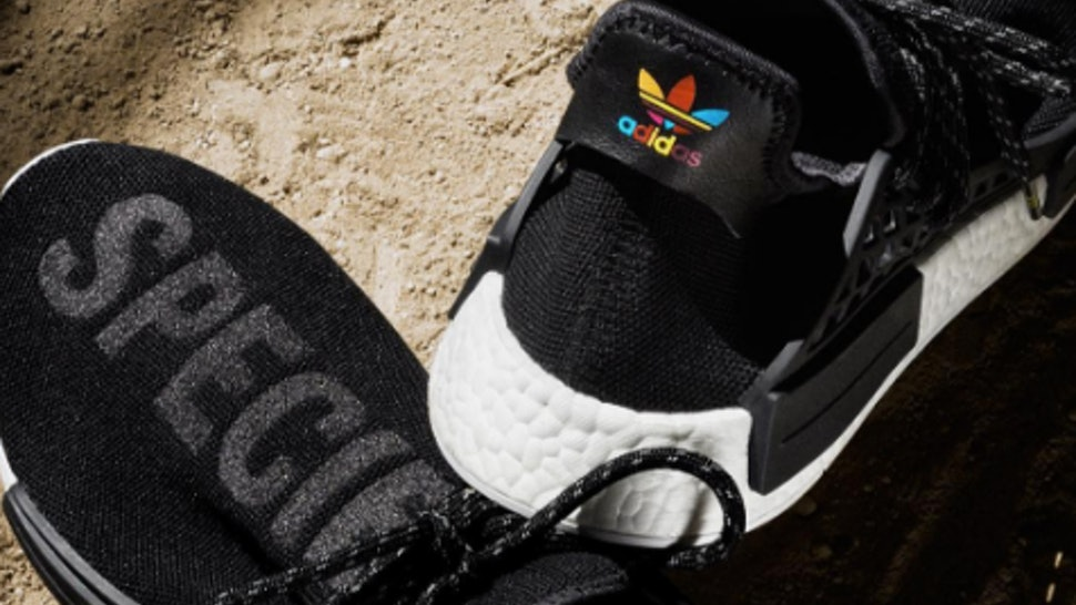 5d8e6c6446de9 Are The Pharrell x Adidas Hu NMDs Limited Edition  Here s What We Know  About The Kicks