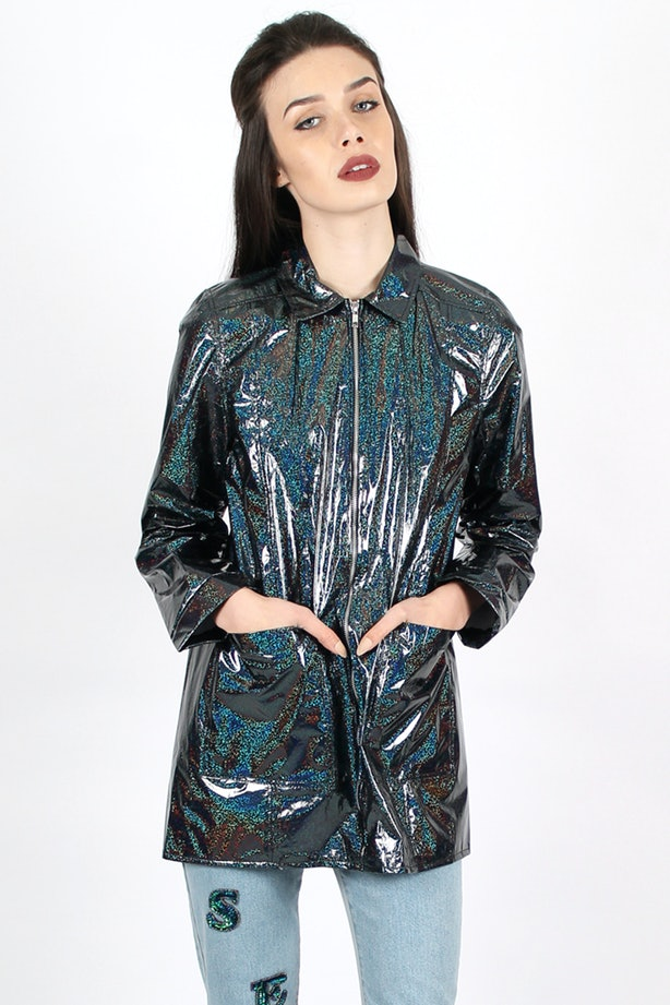 17 Radically Stylish Raincoats That Ll Actually Get You