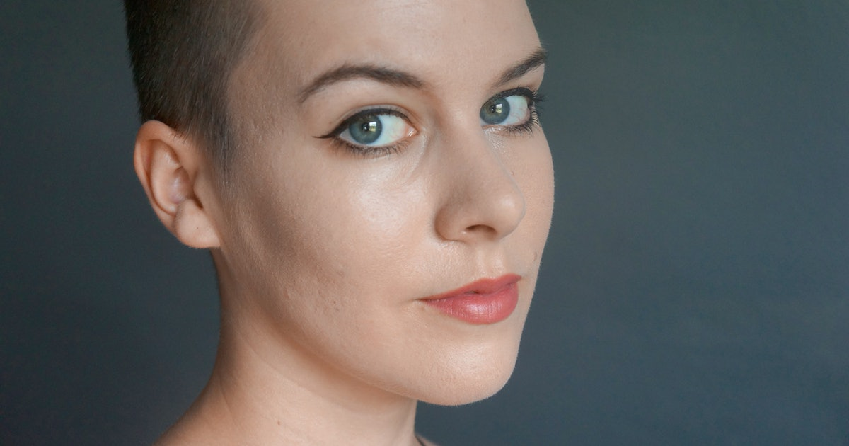 How To Grow Out A Buzz Cut Without Stressing The Awkward In Between Phases Photos