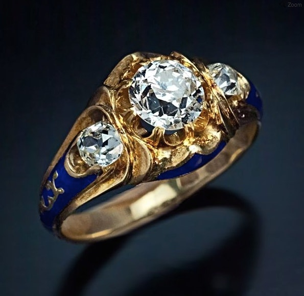 The 18th And 19th Centuries Meant That Rings Became A Lot More Symbolic Carrying Hearts Hands Other Symbols Of Fidelity Lifelong Love