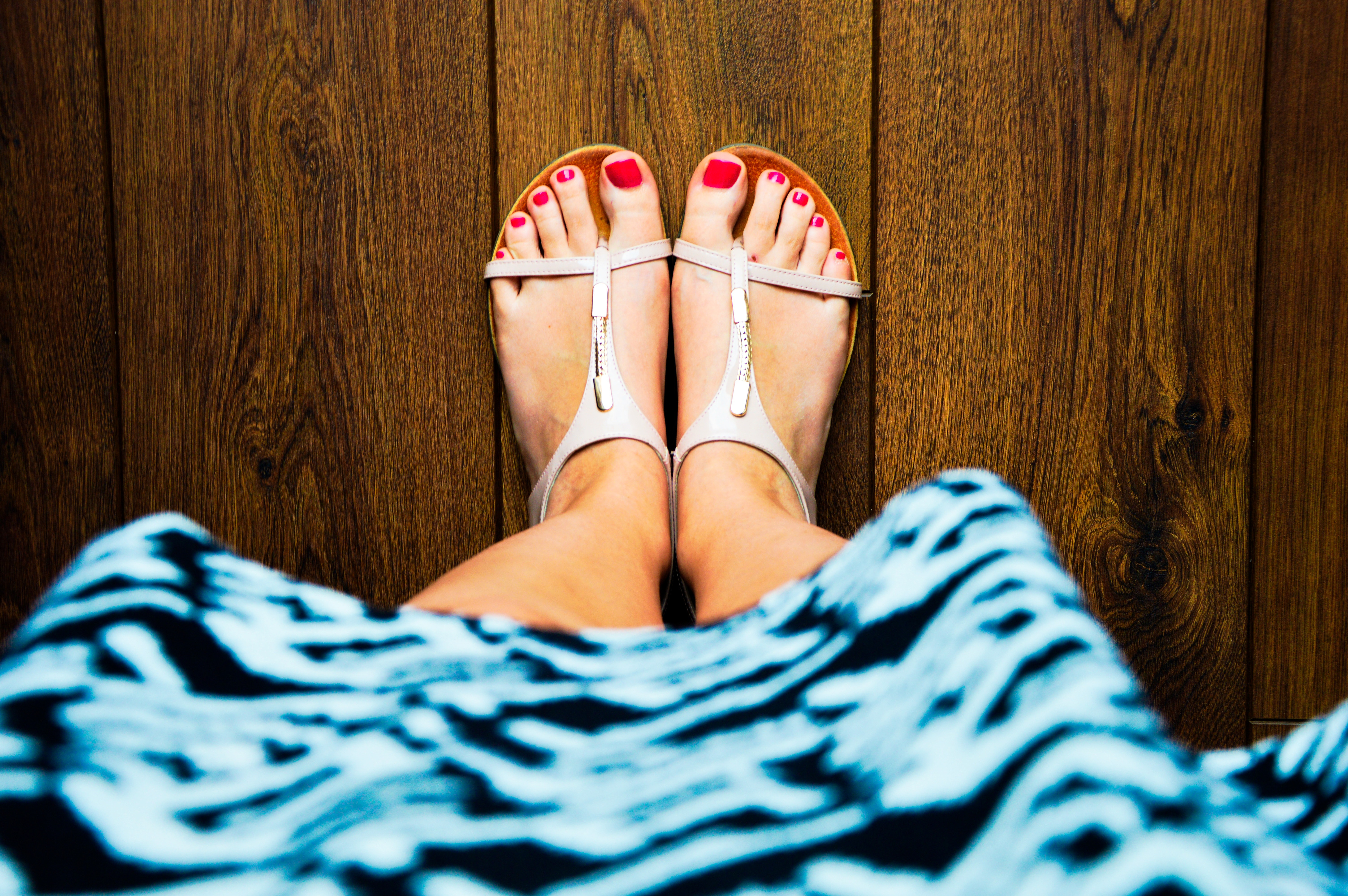 Wish Nail Pedicurists You Wear Things 9 To Appointments Your Wouldn't thrdsQ