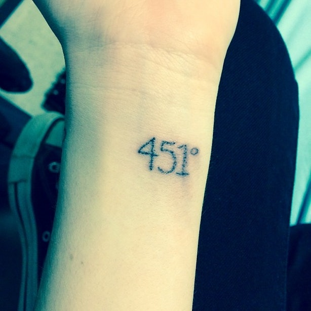 J D Salinger Tattoos Contrariwise Literary Tattoos: 21 Tattoos That Show Off Some Impressive Literary Devotion