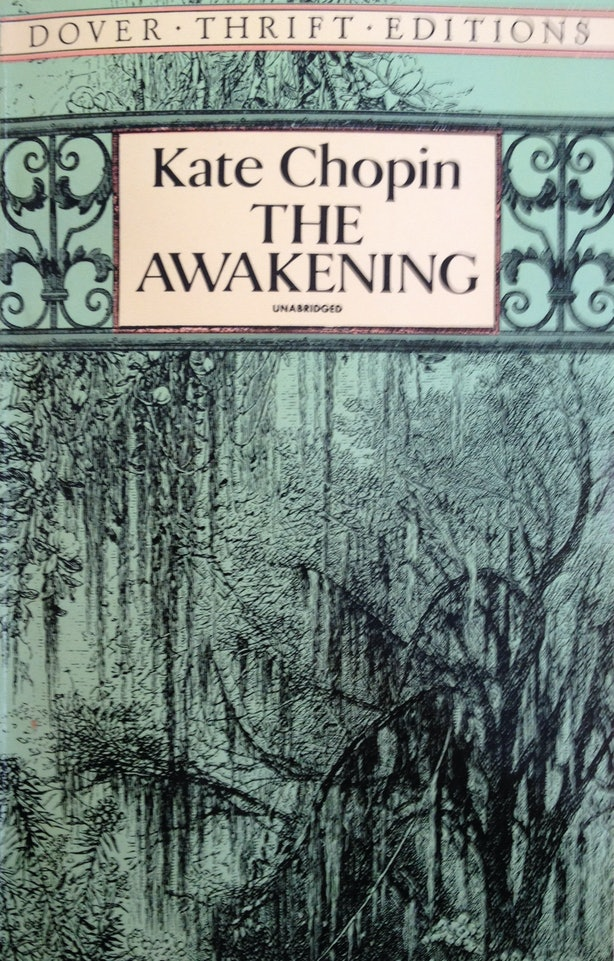 the life of the protagonist mrs pontellier in the novel the awakening by kate chopin In the short story, the story of an hour and the novel the awakening, the author kate chopin uses the characters mrs mallard and edna to portray the lives of women in the 1800s.