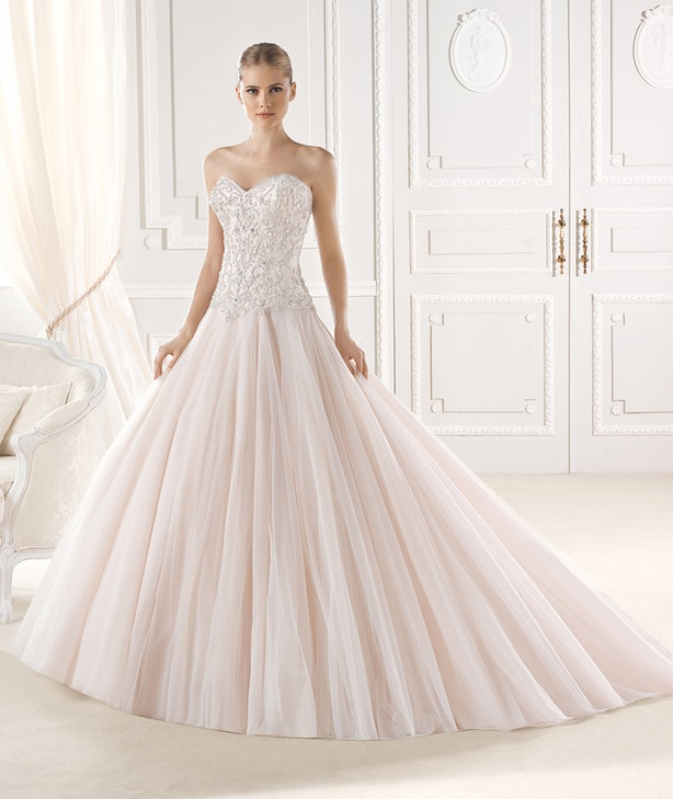 Best Wedding Gowns 2015: 25 Of 2015's Best Wedding Dresses To Fulfill The Fantasies