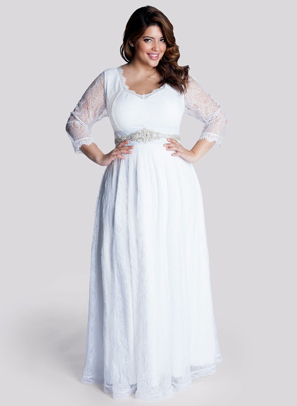 25 Stunning Plus Size Wedding Dresses For Every Style Of