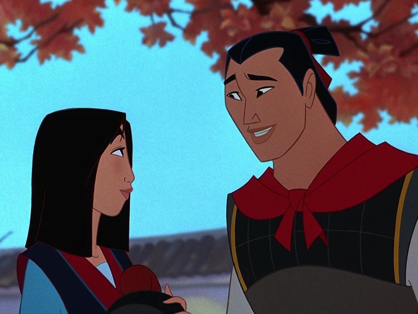 Why Mulan & Shang Are Still The Best Disney Couple