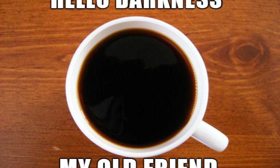 15 national coffee day memes that prove caffeine is a way of life
