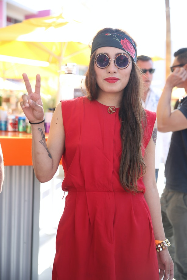 12 Looks From Coachella 2013, Because We'd Rather Be in ...