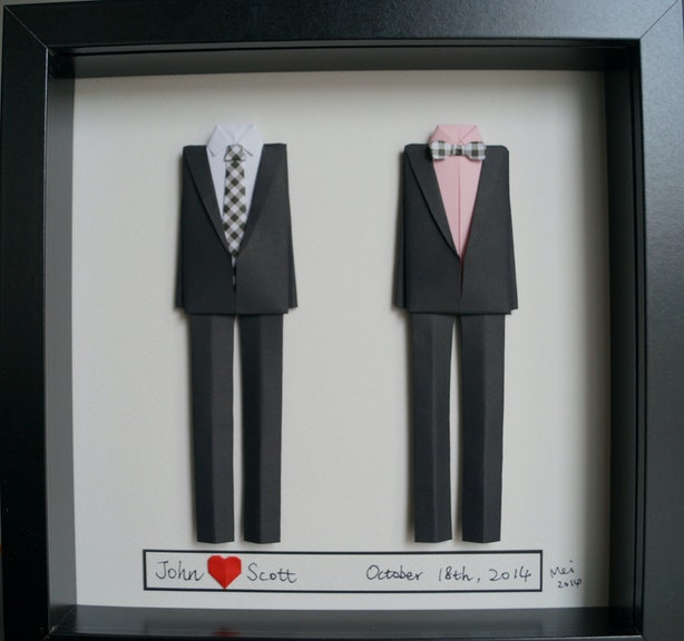 11 Gay Marriage Wedding Gifts For Same-Sex Couples That