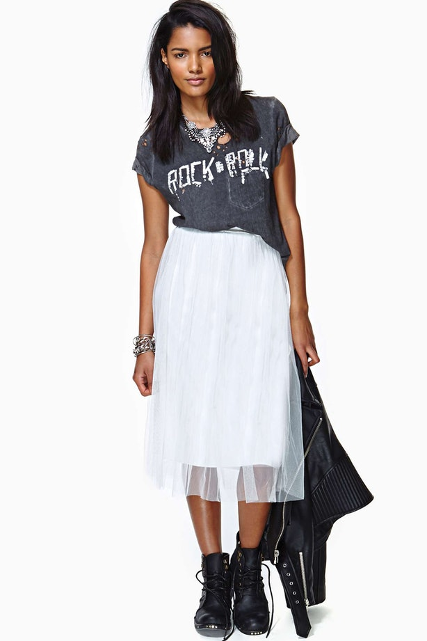 11 Midi Skirts To Fall In Love With