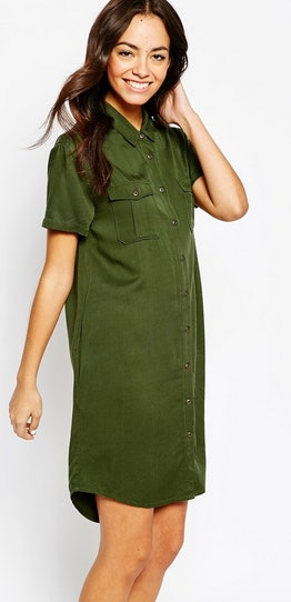 15 Shirt Dresses That Are Work Appropriate Approved For A