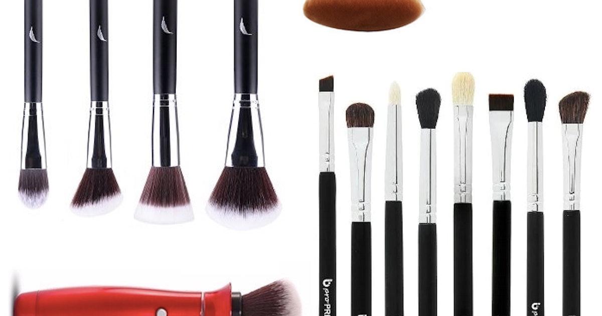 Best Makeup Brush Sets For You, Based