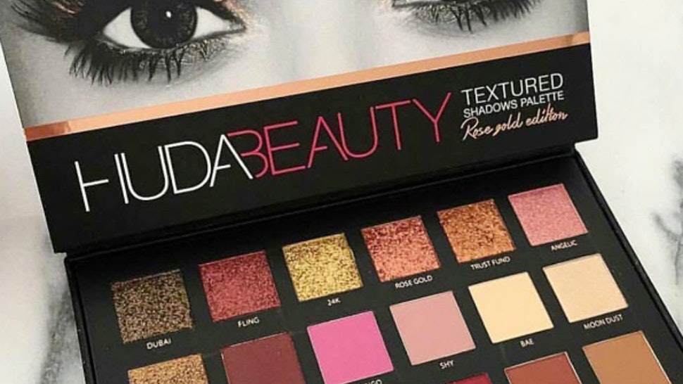 Will Huda Beauty S Rose Gold Palette Be Restocked There S Good News
