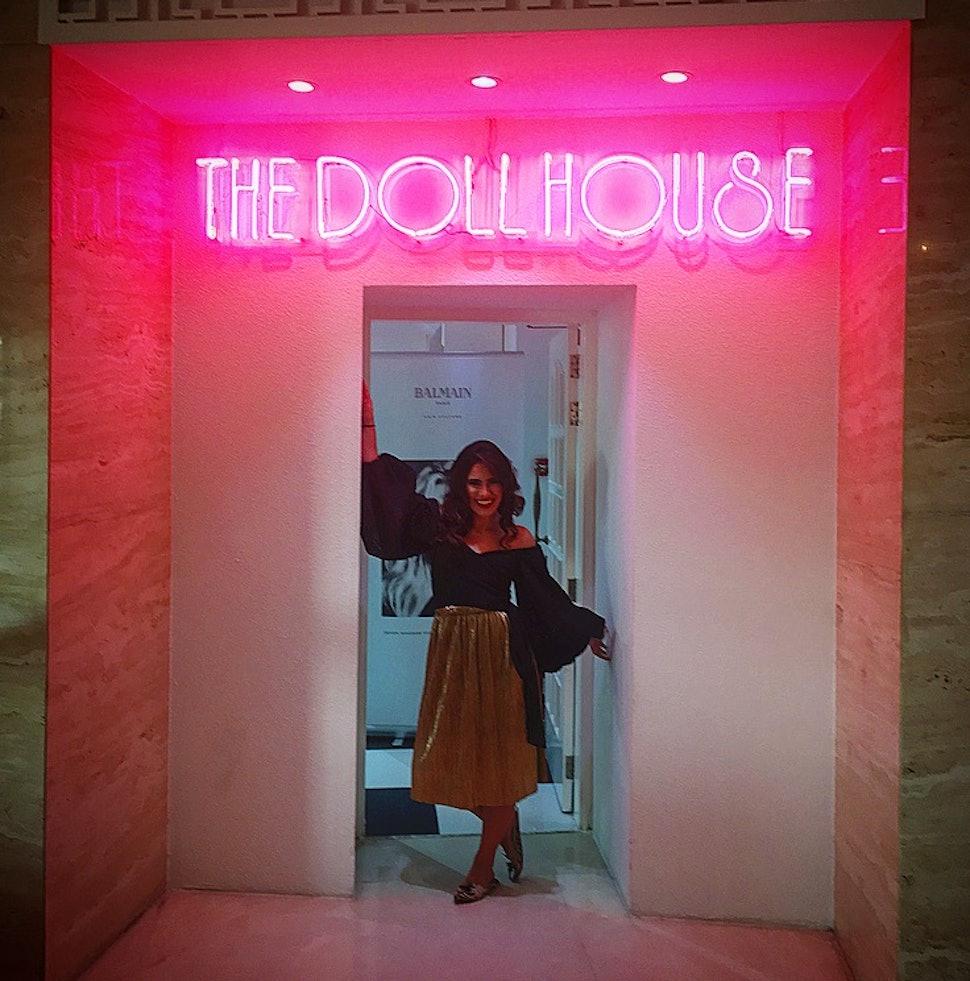 I Got A Full Makeover At Mona Kattan S Dollhouse It Made Me Feel