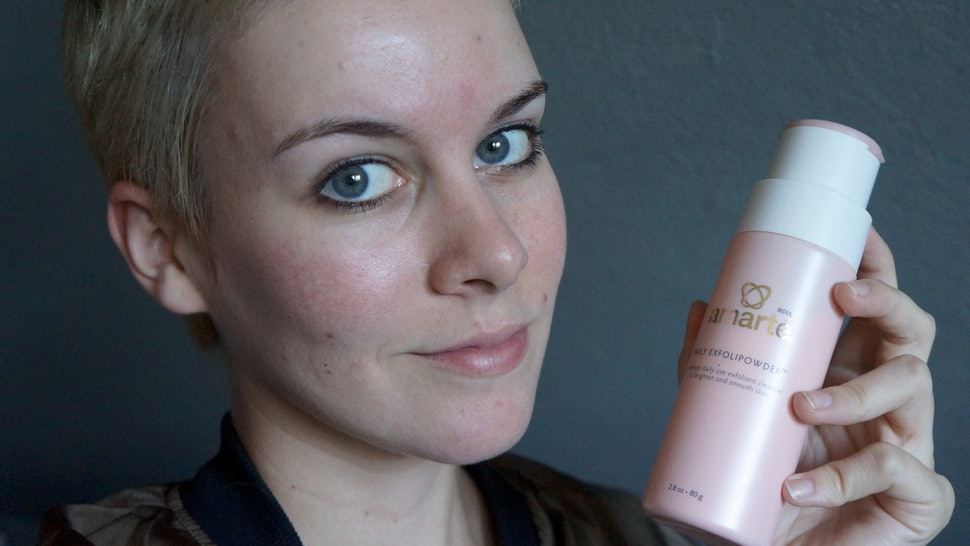 I Tried Adding Sulfur To My Skin Care Routine To Reduce The Redness On My Face