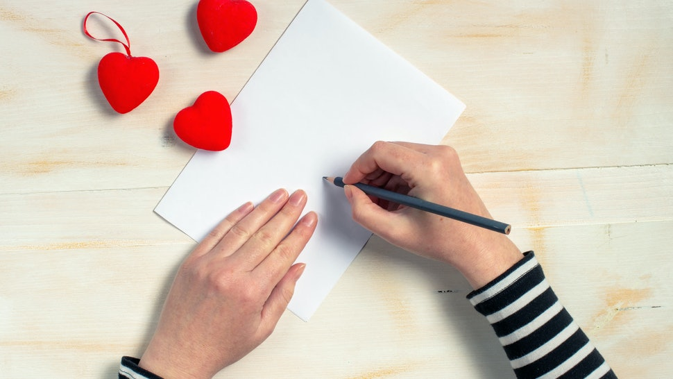 11 love letters written by famous authors thatll inspire you to write your own this valentines day