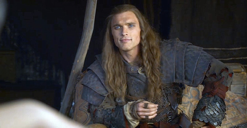 The original Daario Naharis. Photo via HBO