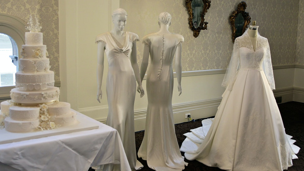 caf448d36c Why Do Brides Wear Veils and White Dresses  The Bizarre History Of 5 Wedding  Traditions