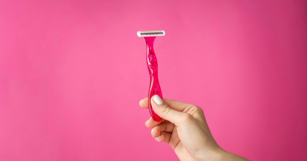 Pubic shaving styles