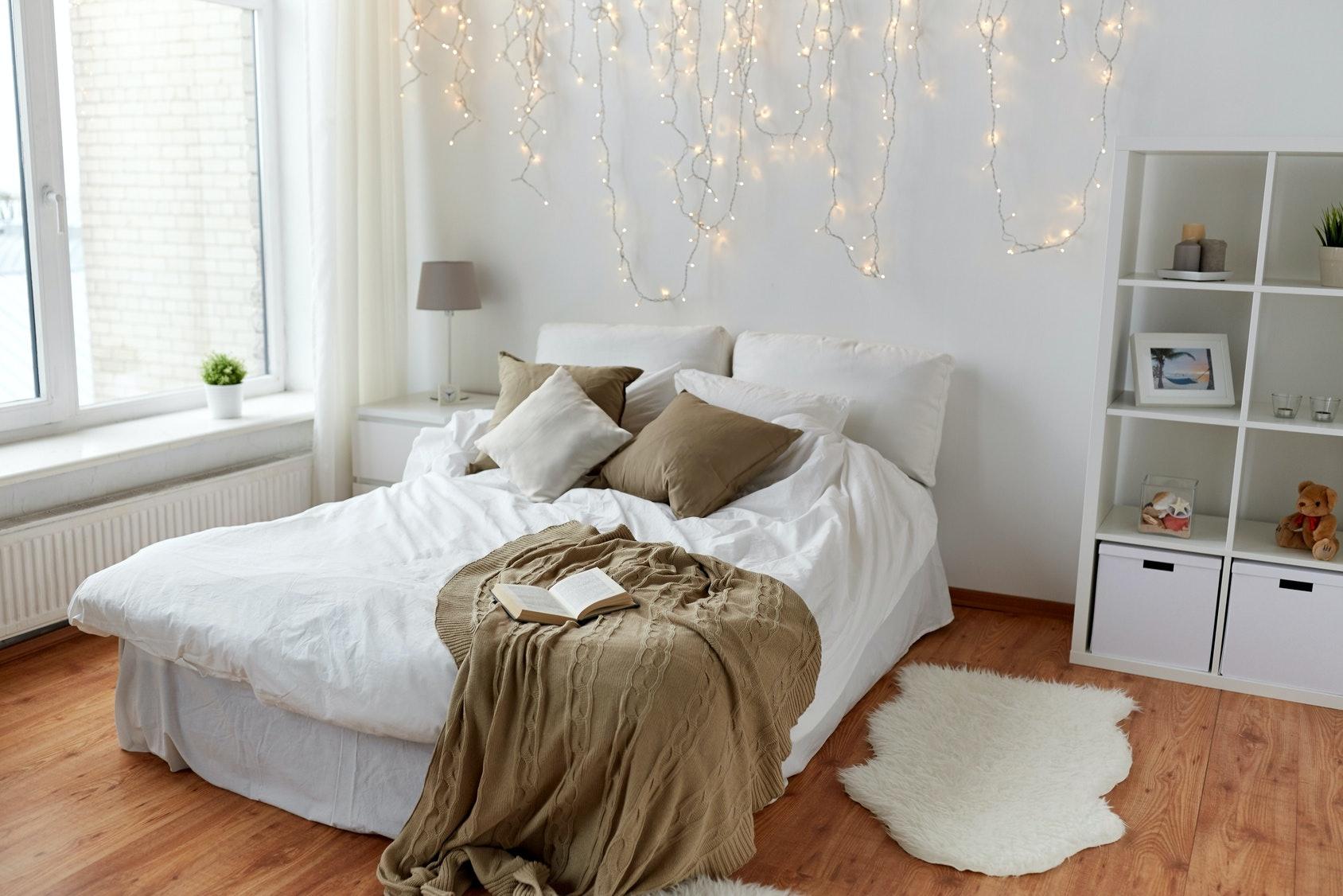 11 Hacks To Make Your Bedroom