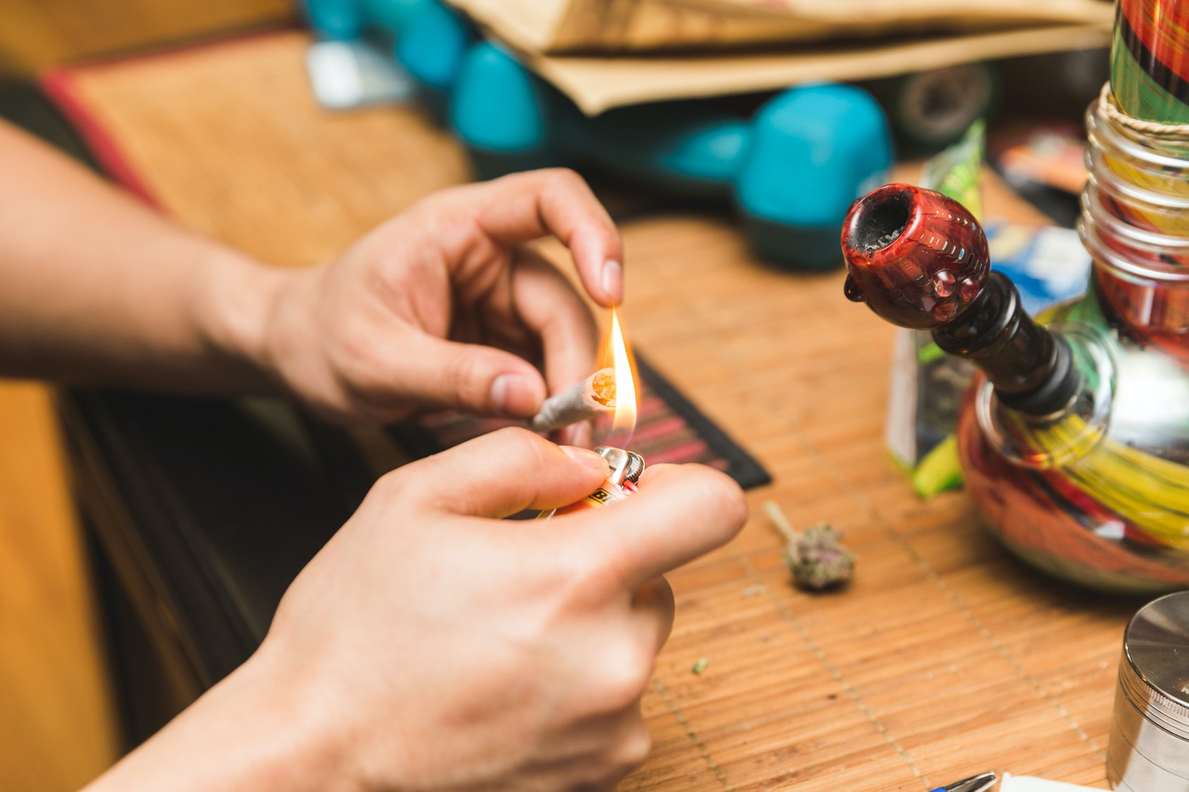 8 Side Effects Of Getting High, Explained