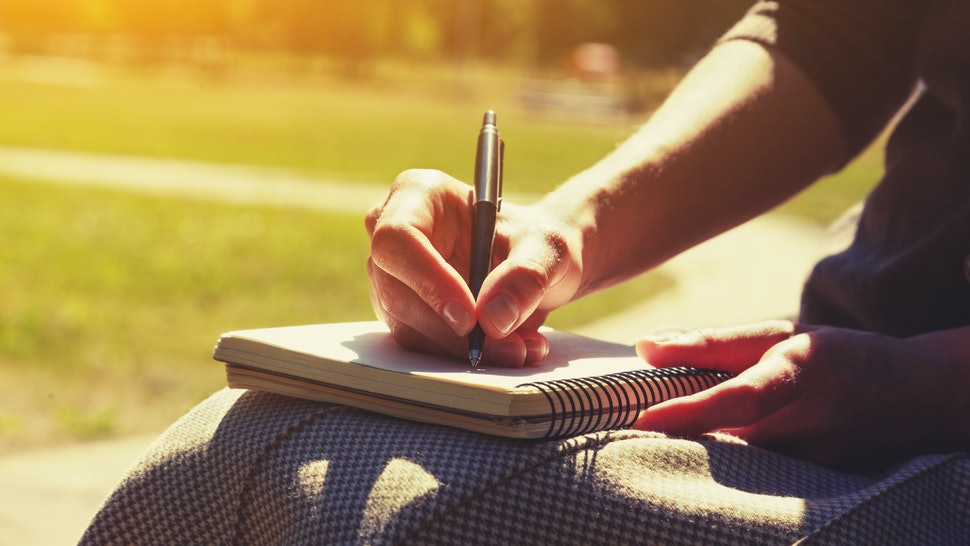 Image result for image of people writing things