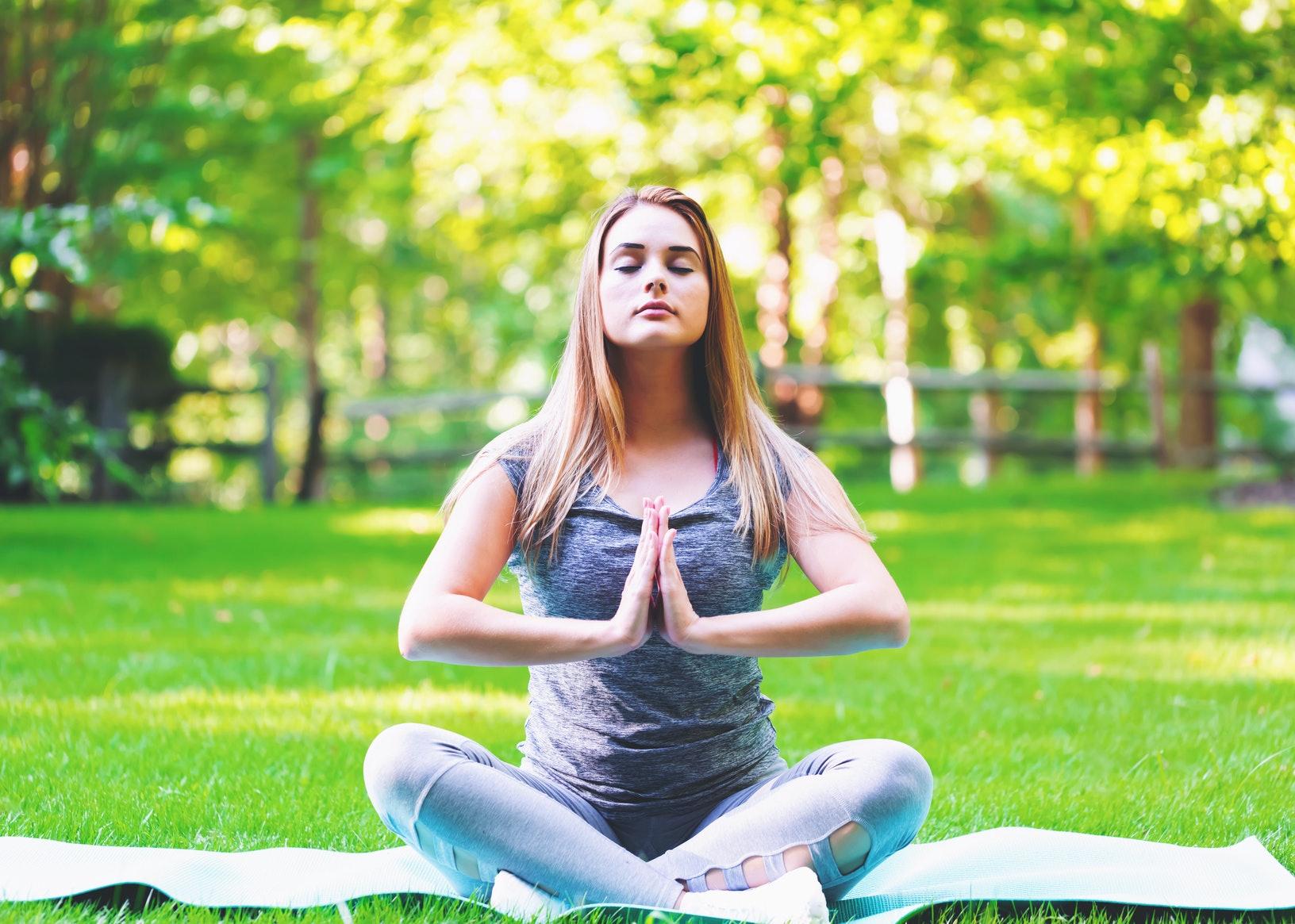 Starting yoga at 50