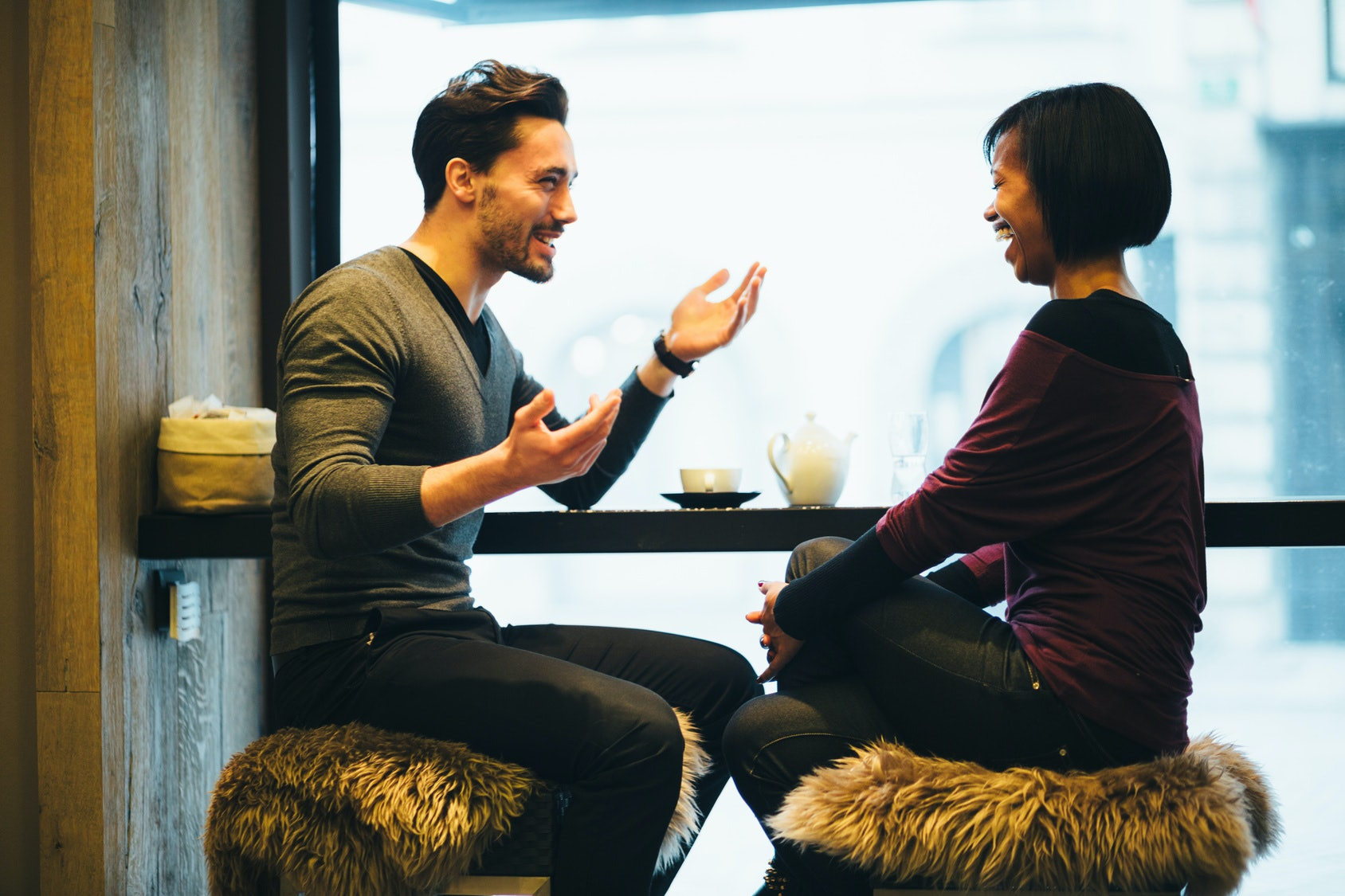 Getting overcome dating anxiety