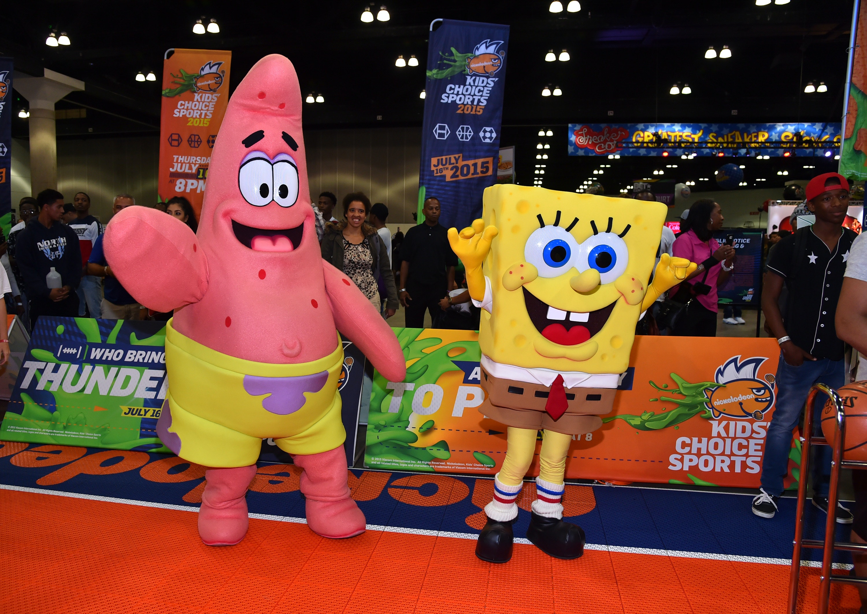 7 'spongebob' group costumes to do with your squad this halloween