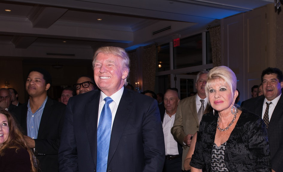 tiffany trump dating history