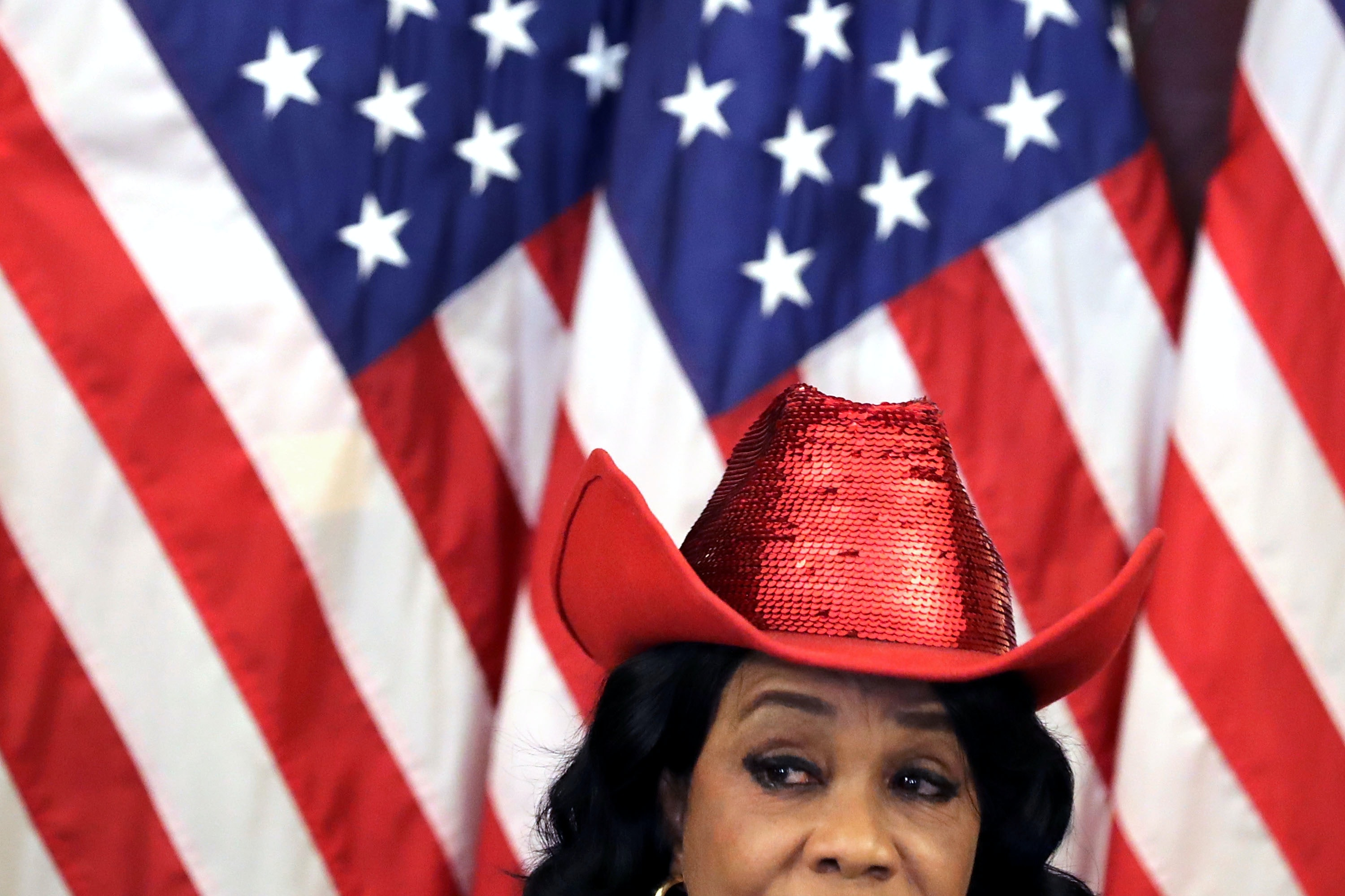 Women of Congressional Black Caucus demand Kelly apologize to Rep. Wilson