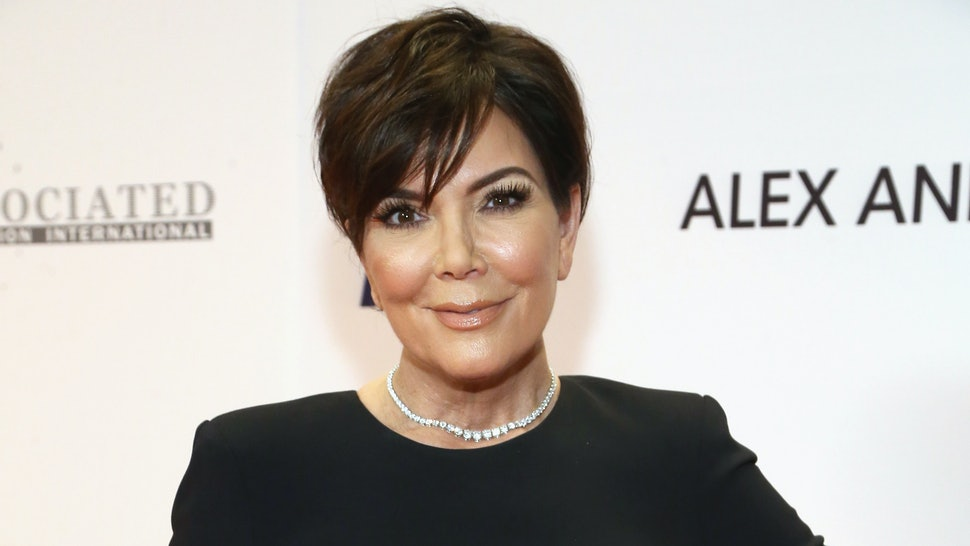 Is Kris Jenner S Blonde Hair Real She S Channeling Serious Kim Vibes