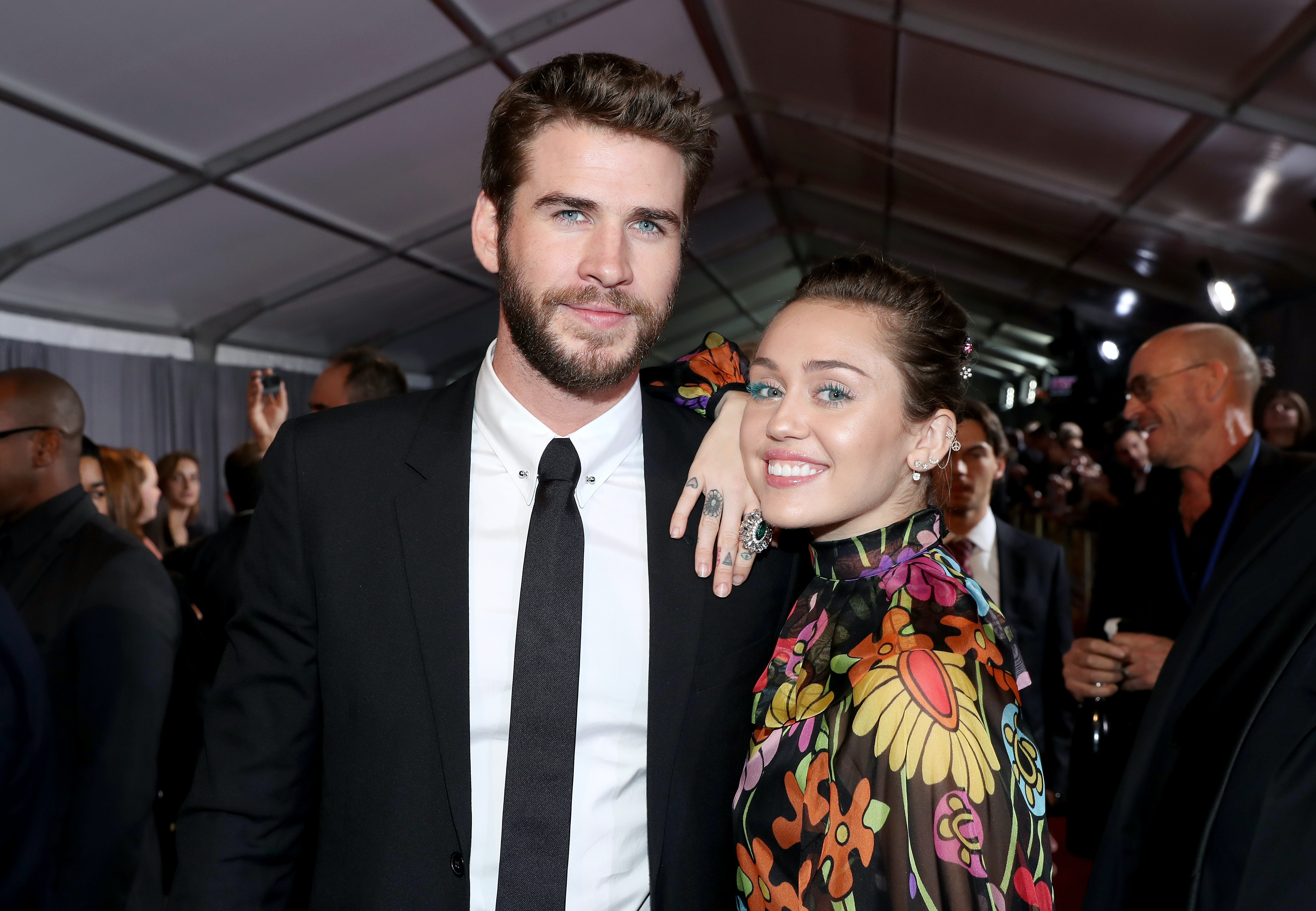 5 Miley Cyrus u0026 Liam Hemsworth Couples Costumes To Rock With Your SO This Year  sc 1 st  Elite Daily & 5 Miley Cyrus u0026 Liam Hemsworth Couples Costumes To Rock With Your SO ...