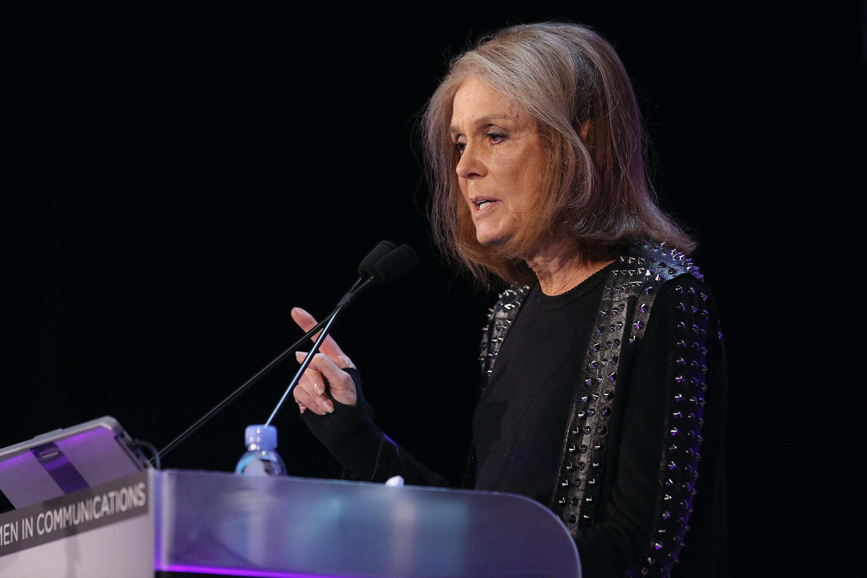 This Gloria Steinem \