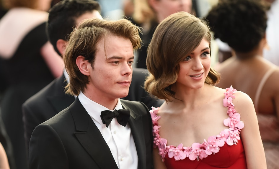 Who is dating in real life from stranger things