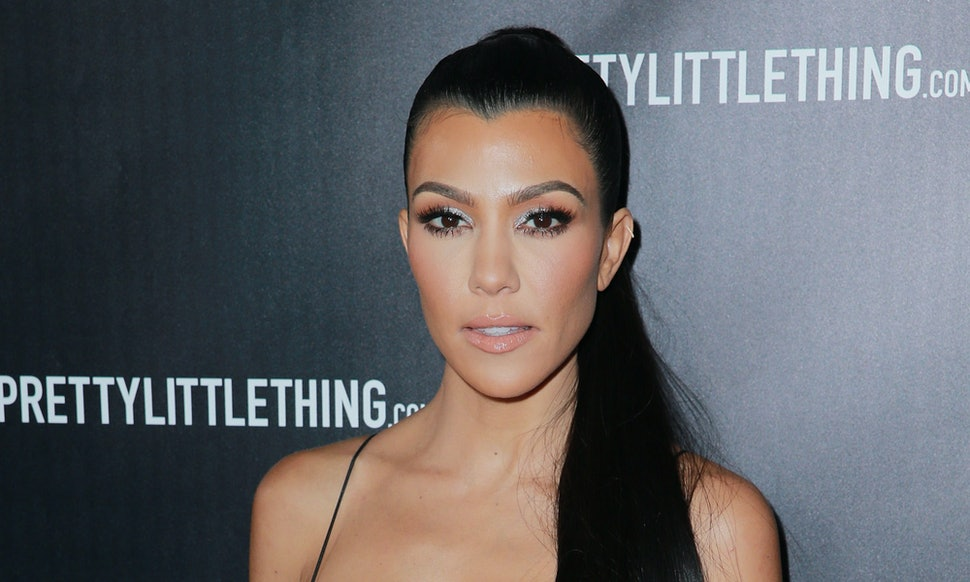 Is Kourtney Kardashians Short Hair Real The Star Just Made A Major