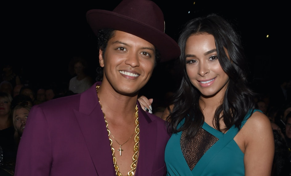 Who is bruno mars dating jessica caban is a model shes gorgeous m4hsunfo
