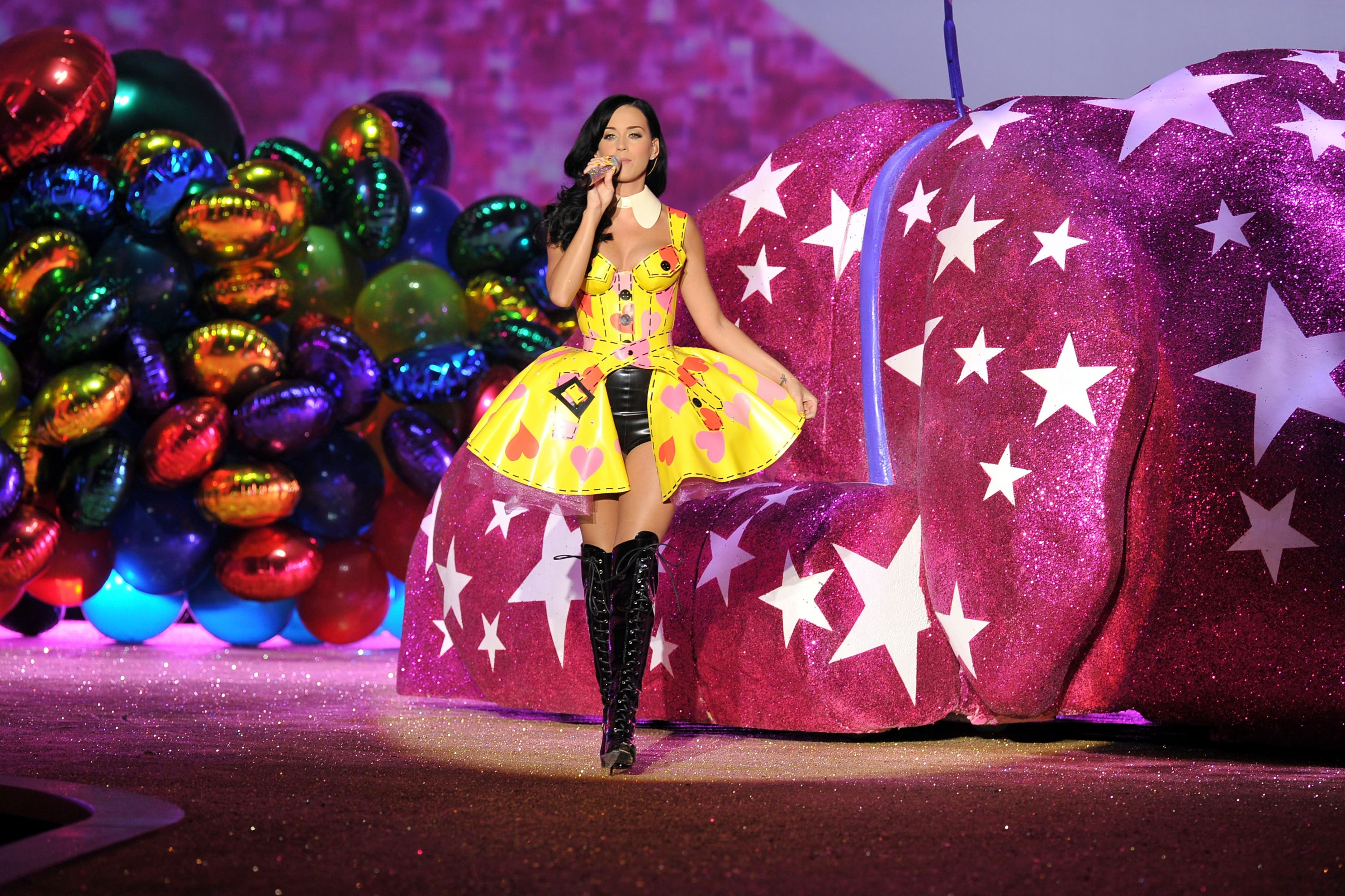 Katy Perry banned from performing at Victoria's Secret Fashion Show in Shanghai
