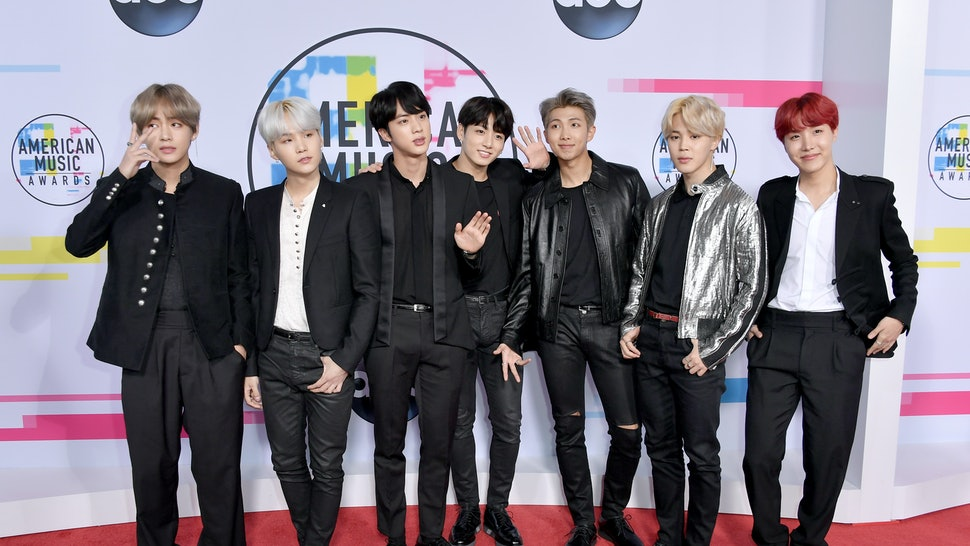 b3316eccc41 BTS s Best Red Carpet Looks Prove They re The Most Stylish Boy Band Ever